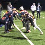 Boys Flag Football v MAY (Playoffs) 1-13-18