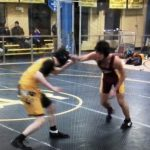 Strong Showing by Wrestlers in Tune Up with SAR
