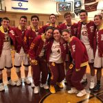"Varsities Take ""Wild"" Rides on Senior Night at the Falcons Nest"