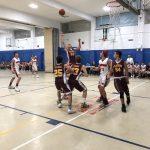 Boys Basketball Varsity @ Rambam (MYHSAL Playoffs, 1st Round) 2-13-18
