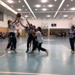 Exciting Basketball as MJDSBL Girls Playoffs Get Underway at Flatbush