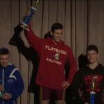 Triumphant!; Falcon Takes Top Spot in Weight Class at 2018 Wittenberg