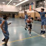 2nd Half Offense Propels 7th Grade Boys to MJDSBL Finals