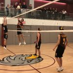 Rivals Battle in Epic 5-Set Volleyball Match