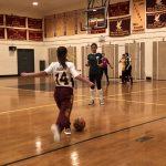 Tough Night as Girls Falcons Restart Soccer Season