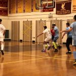 Falcons Boys Soccer Teams Rout the Thunder