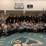 6th & 7th Grade Girls put a Wrap on Seasons with Mother-Daughter Challenges