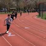 Flatbush Track In Full Flight at Red Hook