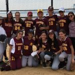 Falcons Dominate on the Softball Diamond