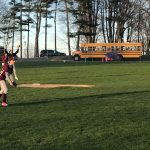 Girls Softball Takes Two on Sunday Afternoon