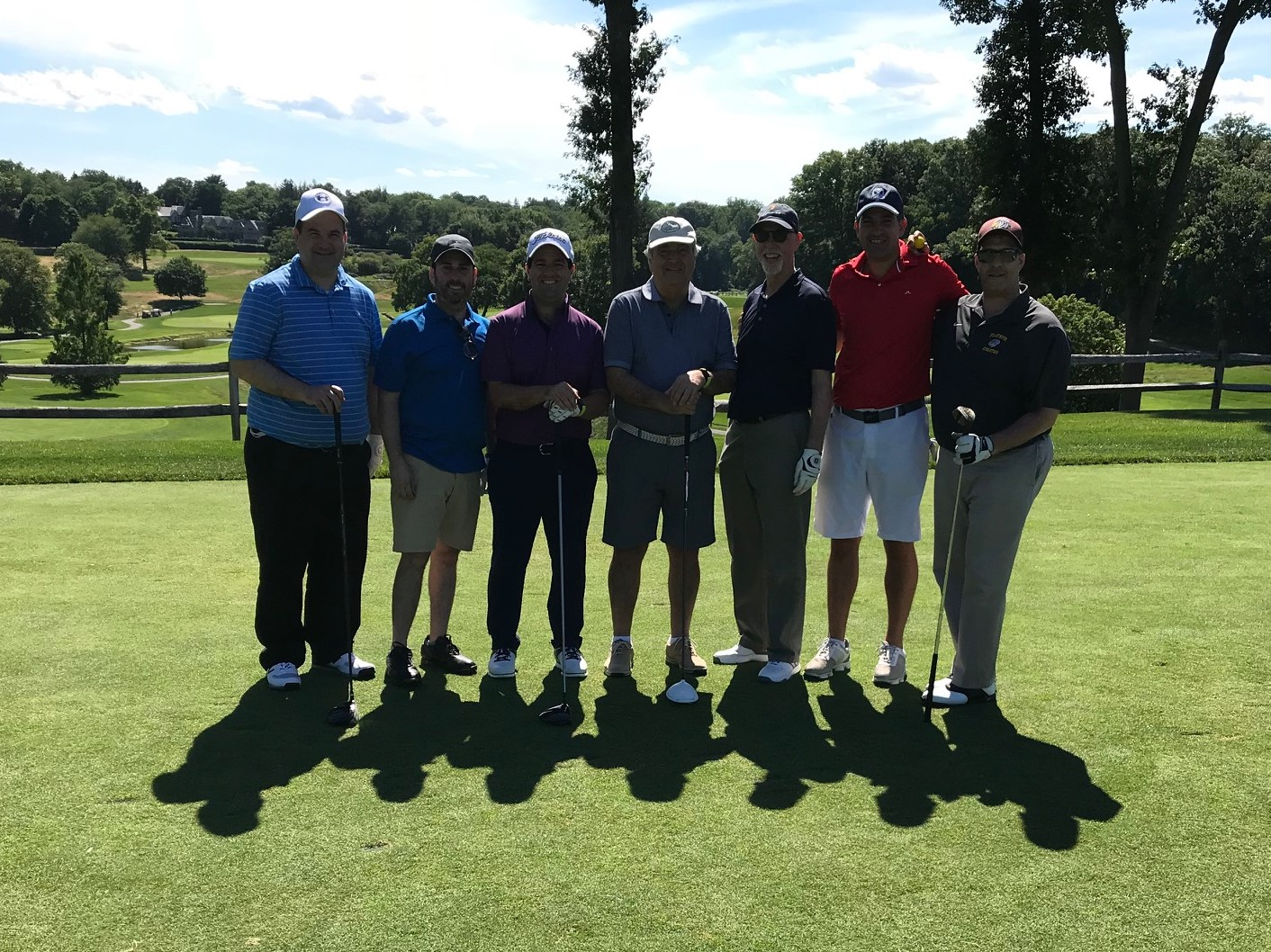 Flatbush Represents at 7th Annual CIJE Golf & Tennis Championship Fundraiser