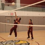 Girls Volleyball Starts Season in Style with Straight Sets Win