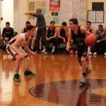 Boys Basketball Varsity v Hillel 11-12-18