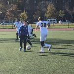 Boys Outdoor Soccer v Frisch & Kushner 11-11-18