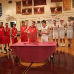 Varsity Boys Welcome Israeli Club for a Chanukah Friendly
