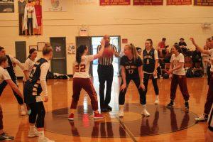 Girls Basketball V/JV v Box Hill SSC 12-6-18