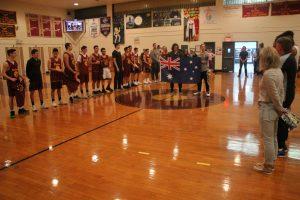 Boys Basketball Varsity v Box Hill SSC 12-6-18