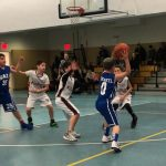 Day of Middle Division Hoops Sees Falcons Take 2 of 3