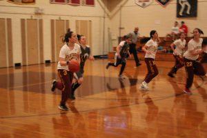 Girls Basketball Varsity v WHHS 12-19-18