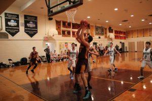 Boys Basketball Varsity v DRS 12-19-18