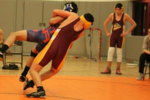 Wrestling v MTA 12-26-18