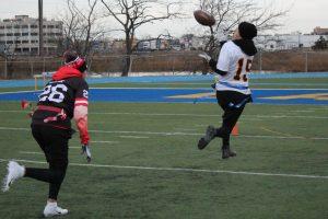 Flag Football Varsity v YDT (MFL semifinals) 12-30-18