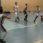 8th Grade Boys Bounce Back; 7th Grade Boys Roll On