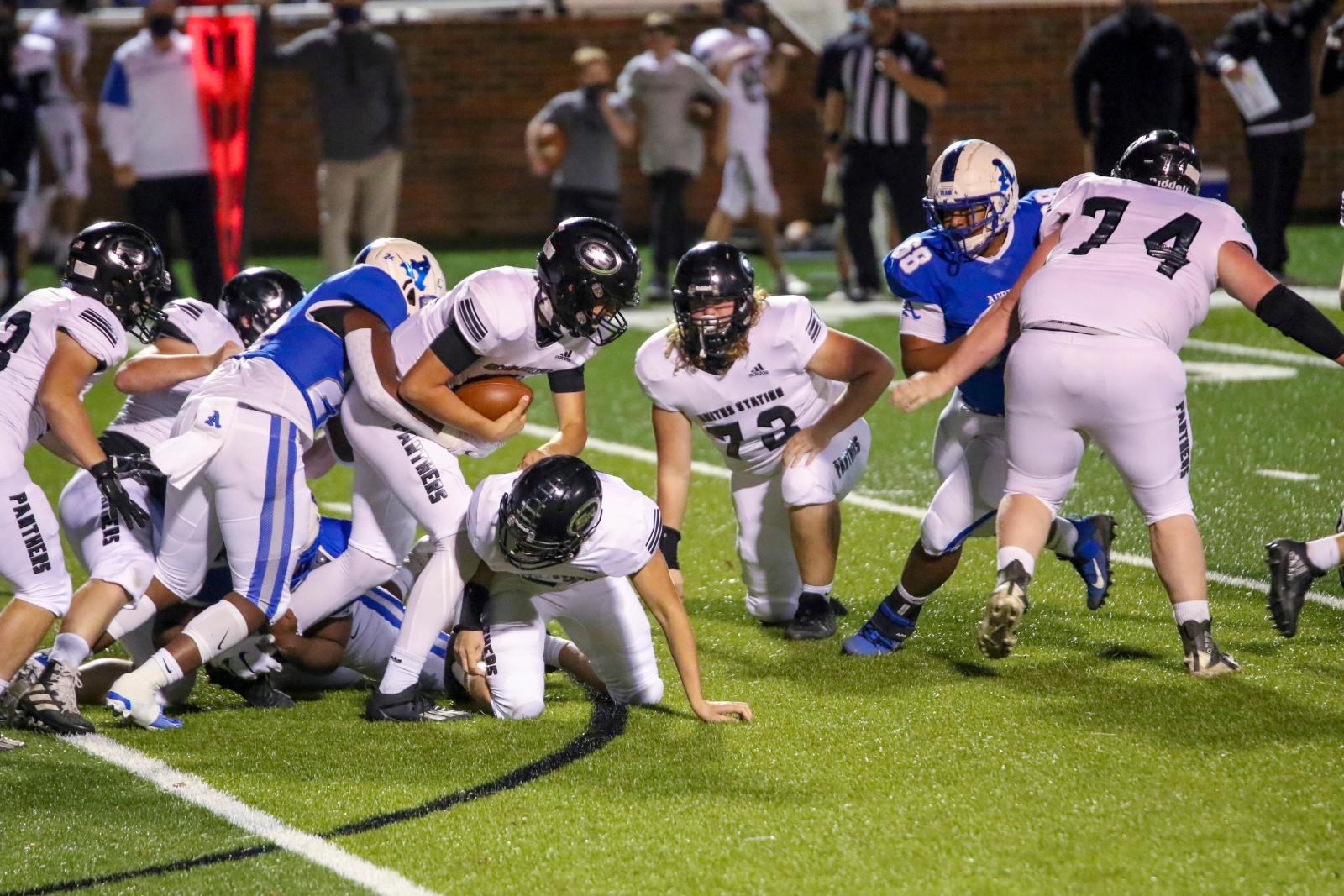 SSHS vs. Auburn 10/16/2020