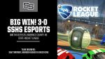 E-SPORTS with a WIN!!!