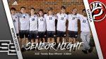Senior Night! Boys Varsity Soccer