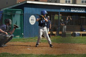 JV Baseball vs. Magruder, 4/18/15