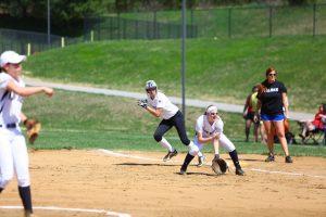 Varsity Softball vs. Magruder, 4/18/15