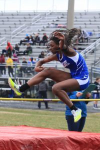 Track & Field vs. Magruder, 3/31/15