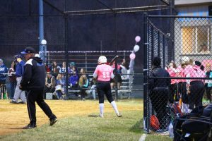 Varsity Softball vs. Paint Branch, 4/1/15