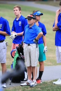 Golf, 9/10/15 at Needwood Golf Course