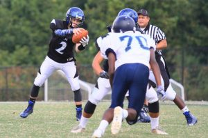 JV Football vs. Springbrook, 9/5/15
