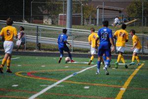 Varsity Boys Soccer, 9/5/15