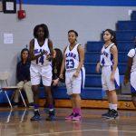 JV Girls Basketball vs. Damascus, 12/16/15