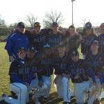 James Hubert Blake High School Varsity Baseball beat Richard Montgomery High School 8-2