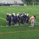 James Hubert Blake High School Boys Varsity Lacrosse beat Paint Branch High School 8-6