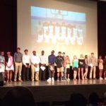 Athletic Awards Night Winners