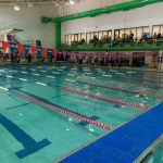 Girls Swim & Dive vs. Springbrook, 12/3/16