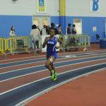 Girls Indoor Track & Field - MCPS Meet #2, 12/6/16