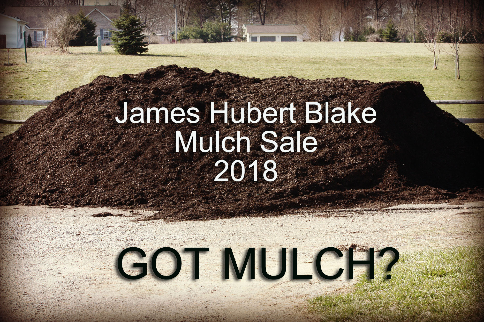 Mulch Sale 2018 Order Page – Order Online now!