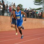 Outdoor Track & Field at Bullis Invitational, 4/15/17