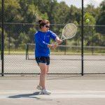 Girls Tennis vs. Paint Branch, 9/7/17