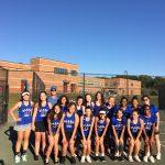 James Hubert Blake High School Girls Varsity Tennis beat Rockville High School 5-2