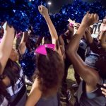 Varsity Cheer - Homecoming Game 10/7/17