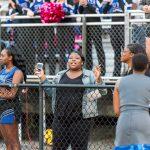 Varsity Football Homecoming Game vs. Northwood, 10/6/17