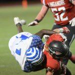 Varsity Football Playoffs at Linganore, 11/10/17